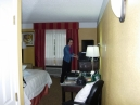 Our room at La Quinta in Joplin, MO