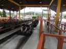 Go carts at The Track