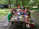 Lunch at Metcalf Bottoms Picnic Area