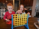 sibling competition; Thomas had beaten Grandpa 3 out of 5 to move on to the final round